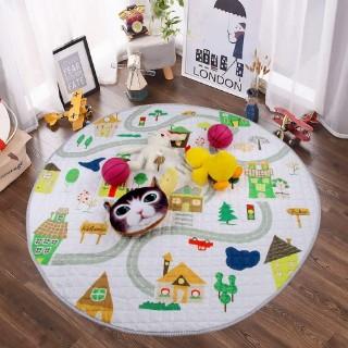 alfombra bebé