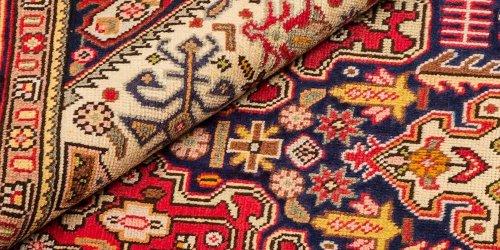 kilim persa detalle
